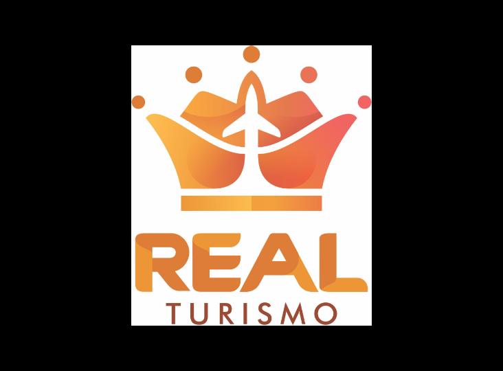 identidade visual real turismo agenciamark2